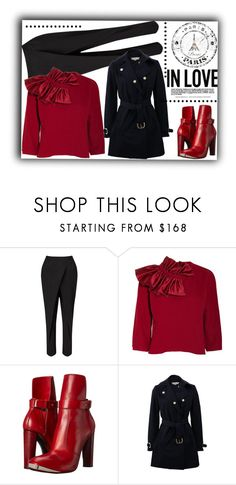 """""""♠ Paris!"""" by jelena-880 ❤ liked on Polyvore featuring Jigsaw, Emporio Armani, COSTUME NATIONAL and STELLA McCARTNEY"""