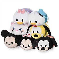 Have An Inquiring Mind Tower Of Terror Goofy Mini Tsum Plush New Minnie Mickey Donald Duck Daisy Duck Goofy Pete Gift Movies & Tv Toys & Hobbies