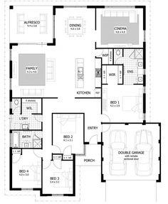 house design: jordan - porter davis homes | decor: house plans
