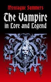 The Vampire in Lore