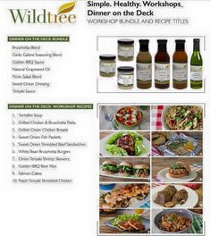 Create 10 freezer meals Dad can grill out on the deck perfect no mess Father's Day Gift!   Just add all the items individually or message me! www.mywildtree.com/freshfoodies