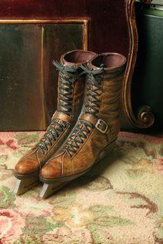 old skates...