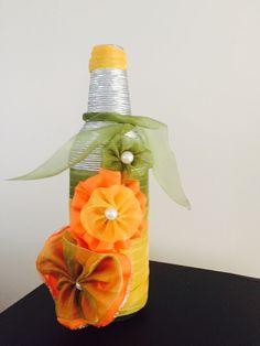 Bottle craft:)