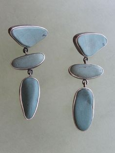 Terri Logan blue earrings- I own a pair in this style already, but I LOVE them!