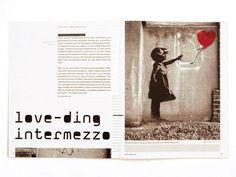 Dialogo tra tipografia e immagini