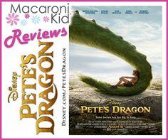 """MACARONI KID REVIEWS DISNEY'S """"PETE'S DRAGON"""""""