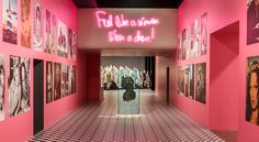 Journey of the DVF Wrap Dress Exhibition