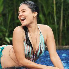 Bikini Beach, Sexy Bikini, Bikini Girls, Swimsuits, Bikinis, Swimwear, Beachwear, Indian Bikini, Glamour