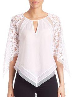 Blouses for women – Lady Dress Designs Blouse Patterns, Clothing Patterns, Blouse Designs, Mode Abaya, Look Fashion, Fashion Design, Asymmetrical Tops, Stylish Tops, Blouse Styles