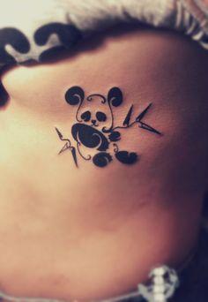 #panda tattoo