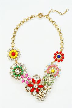 595940ff78b 225 Best ✠ Colorfull Statement Necklace ✠ images in 2017 | Beaded ...