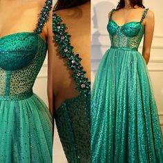 Images about #teutamatoshiduriqi tag on instagram Pretty Prom Dresses, Grad Dresses, Ball Dresses, Elegant Dresses, Beautiful Dresses, Nice Dresses, Ball Gowns, Formal Dresses, Sparkly Gown