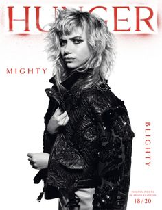 The Mighty Blighty issue - Imogen Poots