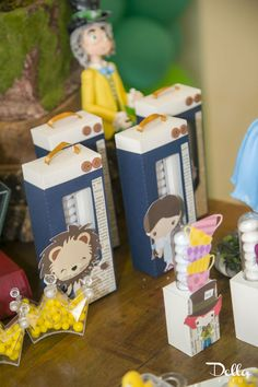 """Wizard of Oz Favors from a """"Once Upon a Time"""" Fairytale Birthday Party via Kara's Party Ideas! KarasPartyIdeas.com (7)"""
