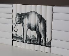 The Precious Little Things in Life: How to DIY Book Covers With the Title Printed on the Spine : A Detailed Step-By-Step Guide Les Accents, Elephant Book, Elephant Trunk, Book Spine, Custom Book, Out Of Touch, Cool Books, Elements Of Style, Book Cover Design