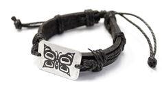 Leather Bracelet - Transition by Corey Bulpitt