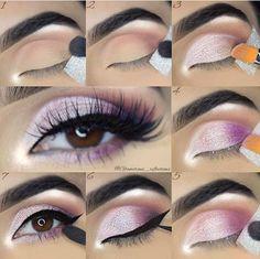 Fill In Brows, Makeup Tips, Makeup Ideas, Eye Brushes, Eye Tutorial, Brow Gel, How To Apply Makeup, Eye Makeup