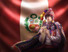 LH: Peru by kuraudia