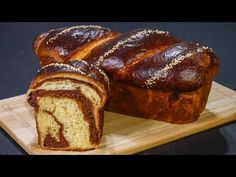 Brioche Bread With Sour Cream/Cozonac Extra Pufos Cu Smantana - YouTube Brioche Bread, Sifted Flour, Melted Butter, Sour Cream, French Toast, Breakfast, Youtube, Food, Morning Coffee