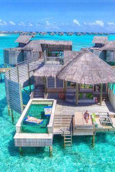 60 The Best Honeymoon Destinations in 2017 ❤ See more: http://www.weddingforward.com/best-honeymoon-destinations/ #weddings #honeymoon