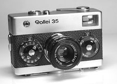 Rollei 35  Vintage Lomography  - Lomo ready cameras   - Vintage collectible cameras    www. Etsy.com/VintageLomography