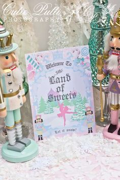 Sugar Plum Fairy Christmas Christmas/Holiday Party Ideas | Photo 2 of 166 | Catch My Party