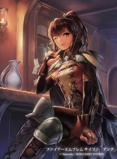 Fire Emblem - Anna