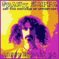 Amsterdam 1968  Bootleg CD cover