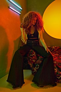 Lion Babe: Children of the 90s, Sound of the Future | wmag.com