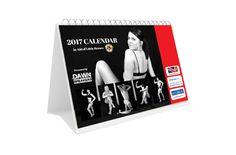 Custom #Calendars from £33.00