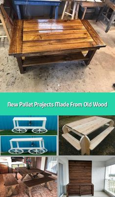 Here come the new pallet projects made from old wood which are amazingly adorable. These new pallet projects aimto boost the elegance of your home. Trendy Furniture, Sofa Furniture, Pallet Furniture, Furniture Ideas, Pallet Wall Decor, Pallet Bench, Pallet Tv, Old Wood, Pallet Projects