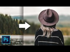 Photoshop Tutorial: Realistic Shallow Depth of Field Effect Using Depth Maps Photoshop Video, Photoshop Tutorial, Shallow Depth Of Field, Depth Field, Maps Video, Blurred Background, Irene Rudnyk, Graphic Design Tutorials, Mavic