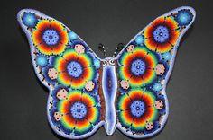 Huichol Butterfly