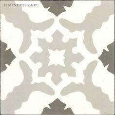 Cement Tile Shop - Encaustic Cement Tile Burgos 8x8 $6.20 per tile available in blue?