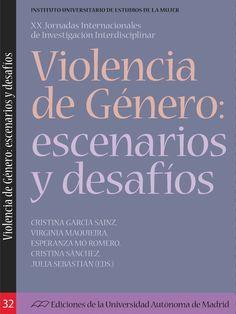 Violencia de género : escenarios y desafíos / XX Jornadas Internacionales de Investigación Interdisciplinar