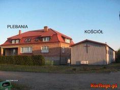 Plebania i Kościół  - Niemoge.pl