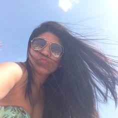 Cabelos ao vento