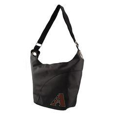 Arizona Diamondbacks MLB Sport Noir Sheen Hobo