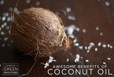 There are SO many reason to love coconut oil.
