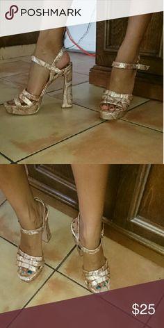 New Sam Edelman High Heels Shoes Never worn Edelman Shoes In great condition, never worn. Sam Edelman Shoes Heels