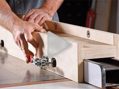 Multi-use Tablesaw Rip Fence -- This clever jig might just be the ultimate tablesaw rip fence accessory -- October Issue 242 - Page 6