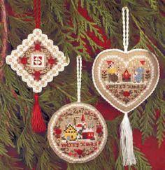 Beautiful Finishing 2 - Ornaments, Tassels & Cording (cross stitch & Hardanger)