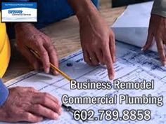 BCS is an experienced building remodeling #commercialplumbingcontractor in Phoenix, Arizona - www.BrewerCommercialServices.com