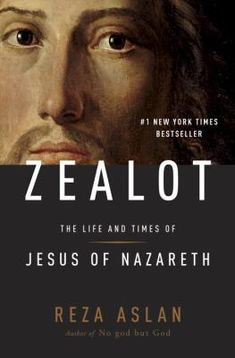 "From December 11, 2013: ""Zealot: The Life and Times of Jesus of Nazareth"" - Sifting through centuries of mythmaking, Reza Aslan sheds new light on one of history's most influential and enigmatic characters by examining Jesus through the lens of the tumultuous era in which he lived: first-century Palestine, an age awash in apocalyptic fervor. More picks by CRRL readers here: https://www.facebook.com/photo.php?fbid=10152664670021490&set=a.300286966489.193352.298553766489&type=1&theater"