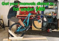 This video is not a & to manual& video. It& a & to build a manual-ing machine& video. With a bit of wood and an afternoon the manual will be yours! Mtb Enduro, Hardtail Mtb, Freeride Mtb, Scott Mtb, Bike Wallpaper, Mtb Training, Mtb Parts, Dirt Jumper, Mt Bike
