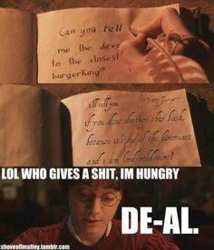 Oh Harry..