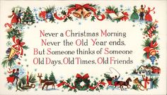 Very Merry Vintage Syle: Happy New Year! {Vintage New Year's Cards}
