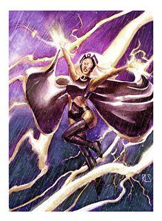 Storm - Ron Salas