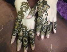 Wow gorgeous henna