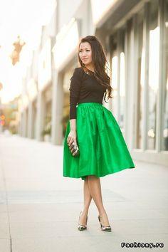Новые образы модных блоггеров